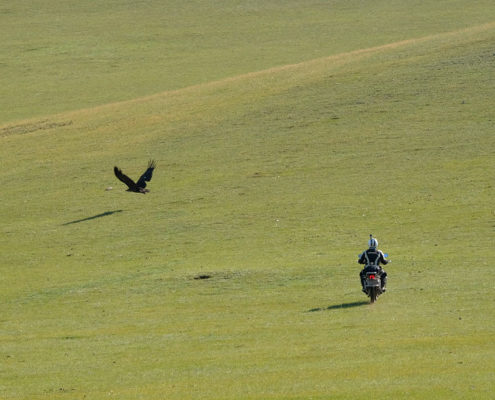 Mongolia by Motorcycle